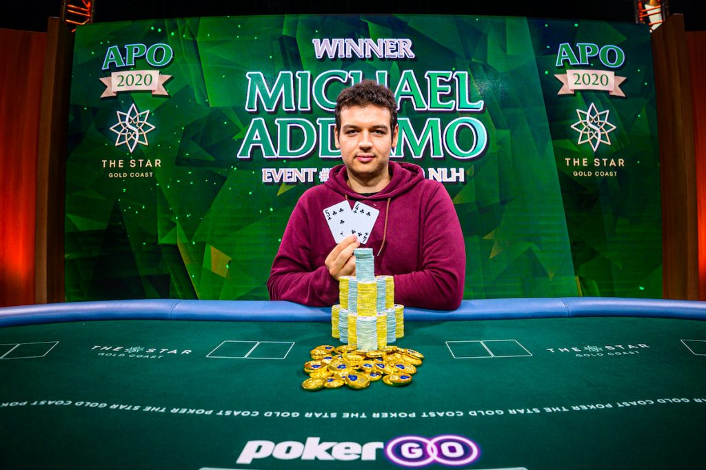 Michael Addamo Wins Event 7 Australian Poker Open ATA 3622 1024x682