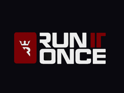 Run It Once Logo