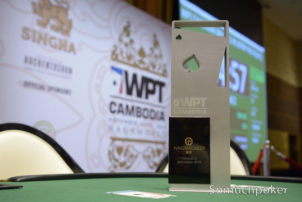 World Poker Tour Cambodia 2020 - Schedule (POSTPONED)
