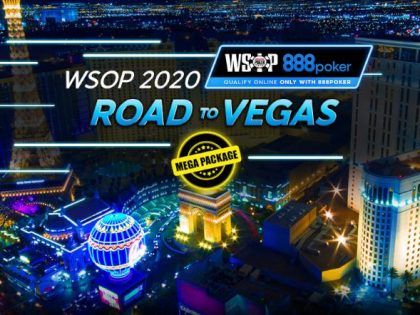 WSOP 2020 - Road to Vegas