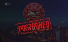 J88PT Ph Postponed