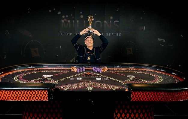 Partypoker Millions: Wai Kin Yong and Paul Phua Earn Malaysia 2nd and 3rd Trophies
