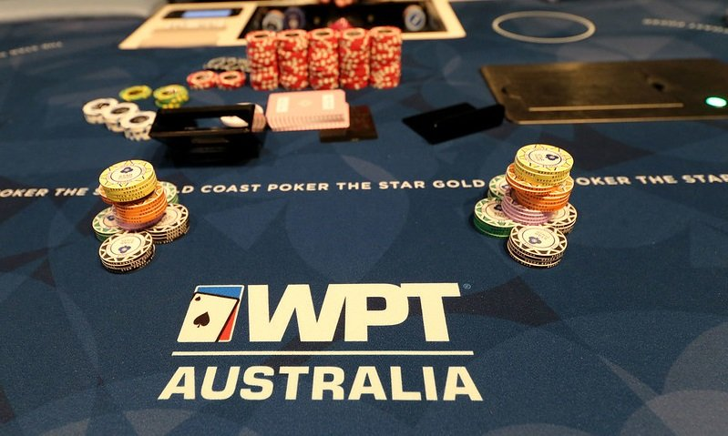 World Poker Tour announces three new festivals to be held at The Star Gold Coast, Australia