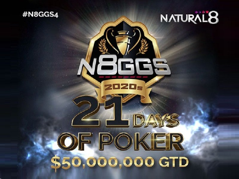 Natural8 kicks off a massive US$ 50 Million guaranteed festival this April