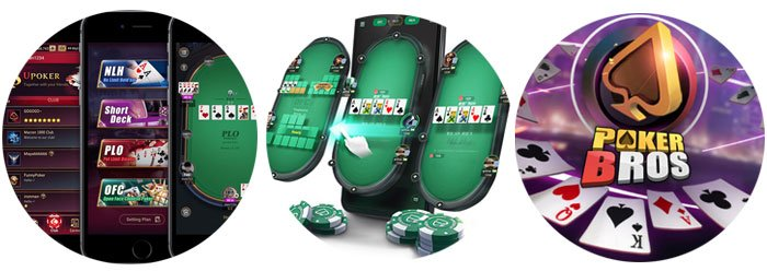 Poker games for 8 players