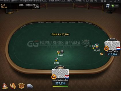 Online Industry News: Real names on GGPoker, WPT announces new online series, Flutter Q2 report – PokerStars doubles revenue, Playtech enters New Jersey