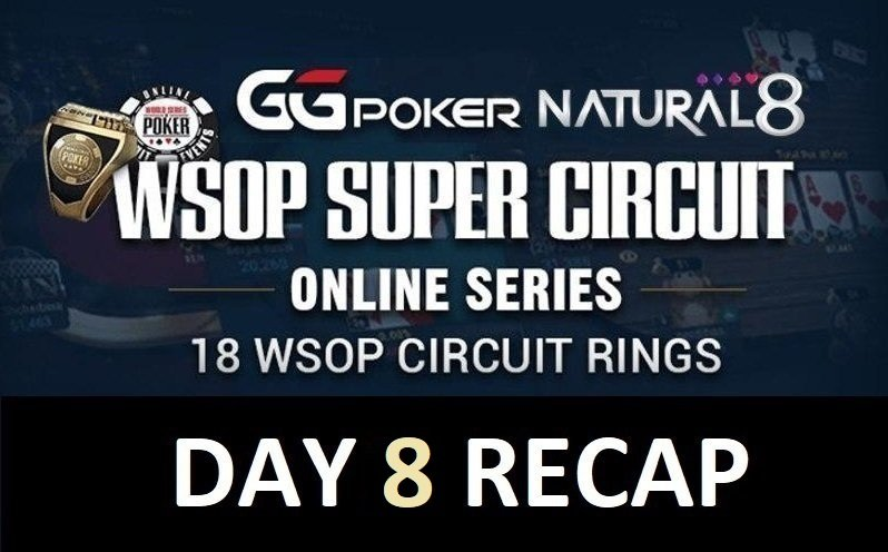 Natural8 - WSOPC: 'BlaireauEnColere' Wins Ring Event Big $500, Lestor Edoc 4th; '274AS' Ships Monster Stack WSOPC Title