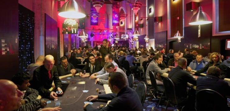 Holland Casino - Breda - poker room