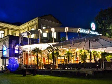 Grand Casino Baden Outside