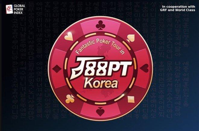 J88PT Korea 2020 Schedule