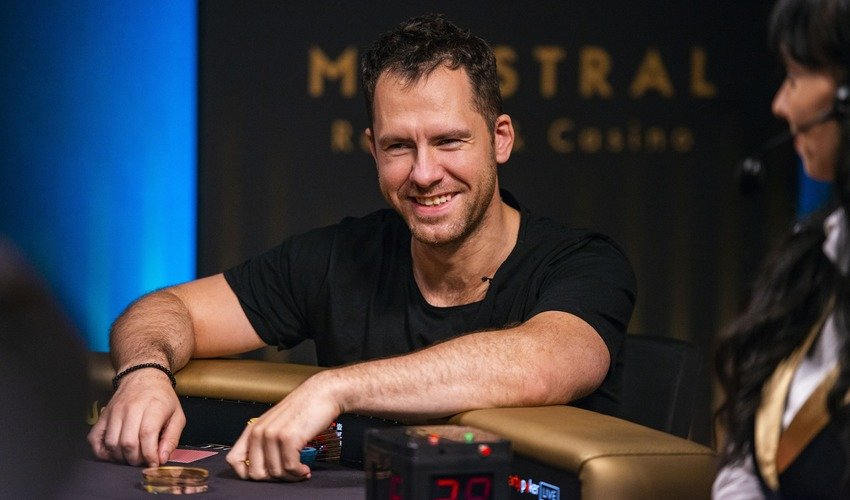 Daniel Cates - Photo Triton Poker