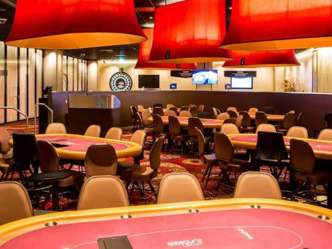 Holland Casino - Rotterdam poker room