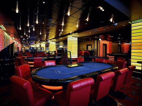 Casino Zürich poker room