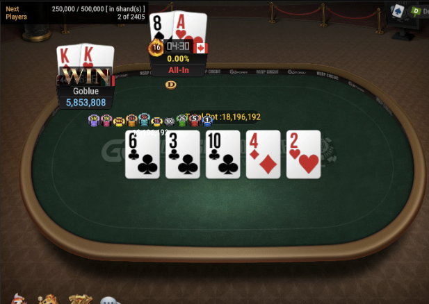 WSOPC Ring Event #18: The Closer