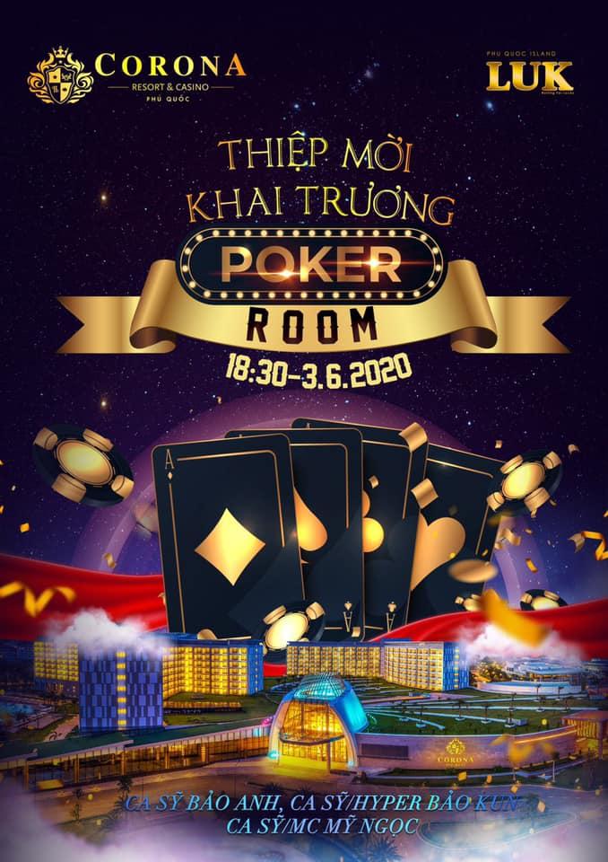 A new poker room for Vietnam