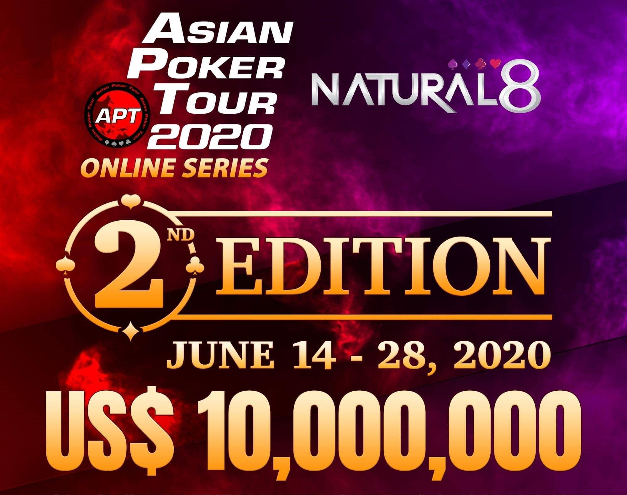 Complete schedule of  the upcoming APT Online Series 2nd Edition unveiled