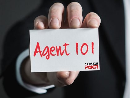 Become a Poker Agent