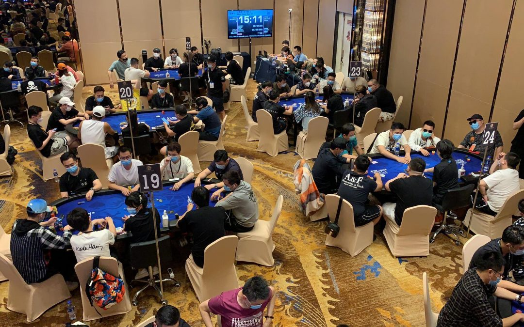 China Poker Games resumes; on track for annual championships event in August