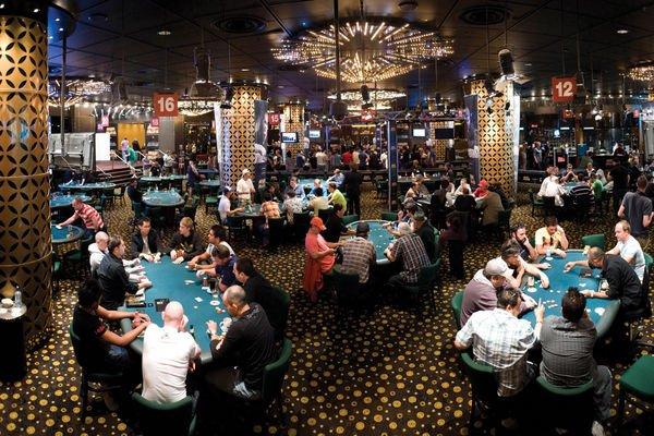 Crown Poker Melbourbe