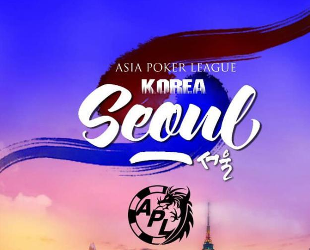 Asia Poker League (APL) Tip-Off in Seoul - Official Schedule
