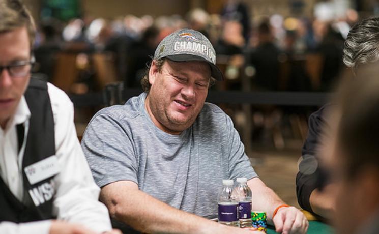 Gavin Smith Poker