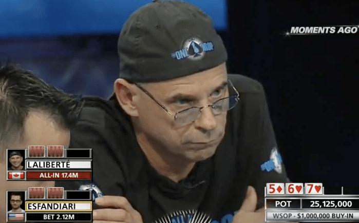 Guy Laliberté Poker