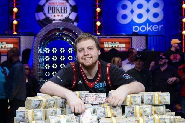 Joe McKeehen Poker
