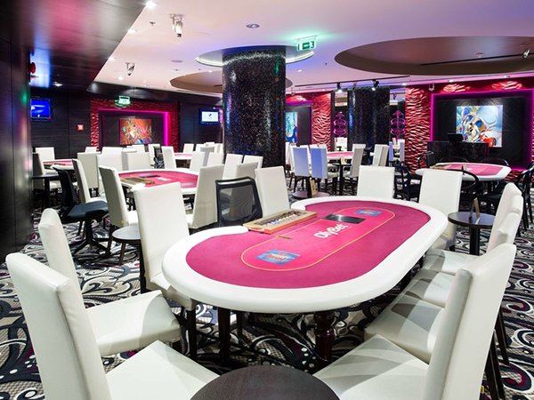 Olympic Casino Olümpia Poker Room