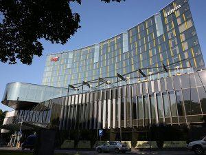 Olympic Park Casino Hilton Tallin