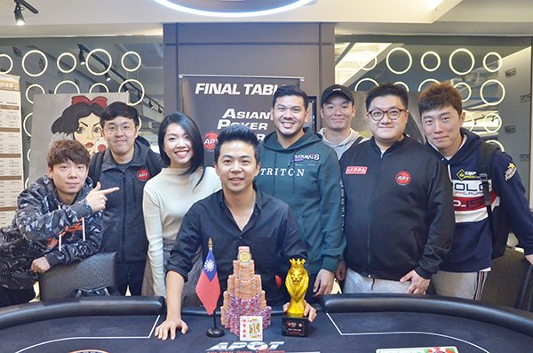 APT Online Series 2nd Edition: Pete Chen wins Championships Event & Player of the Series; Final stats and results
