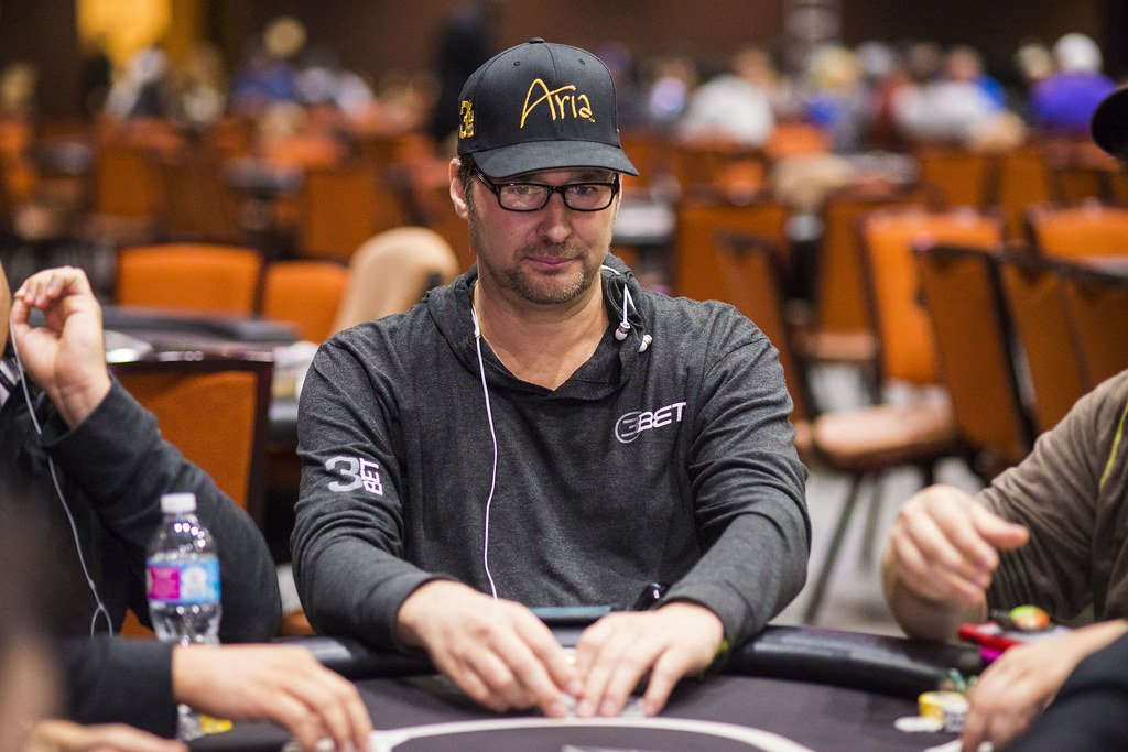 "Phil ""Lumestackin"" Hellmuth"