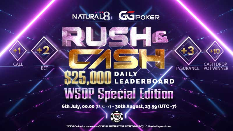 Rush And Cash Leaderboard