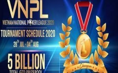 Vietnam National Poker League 2020 feat