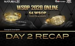 WSOP 2020 GG POKER DAY2 RECAP 240x150