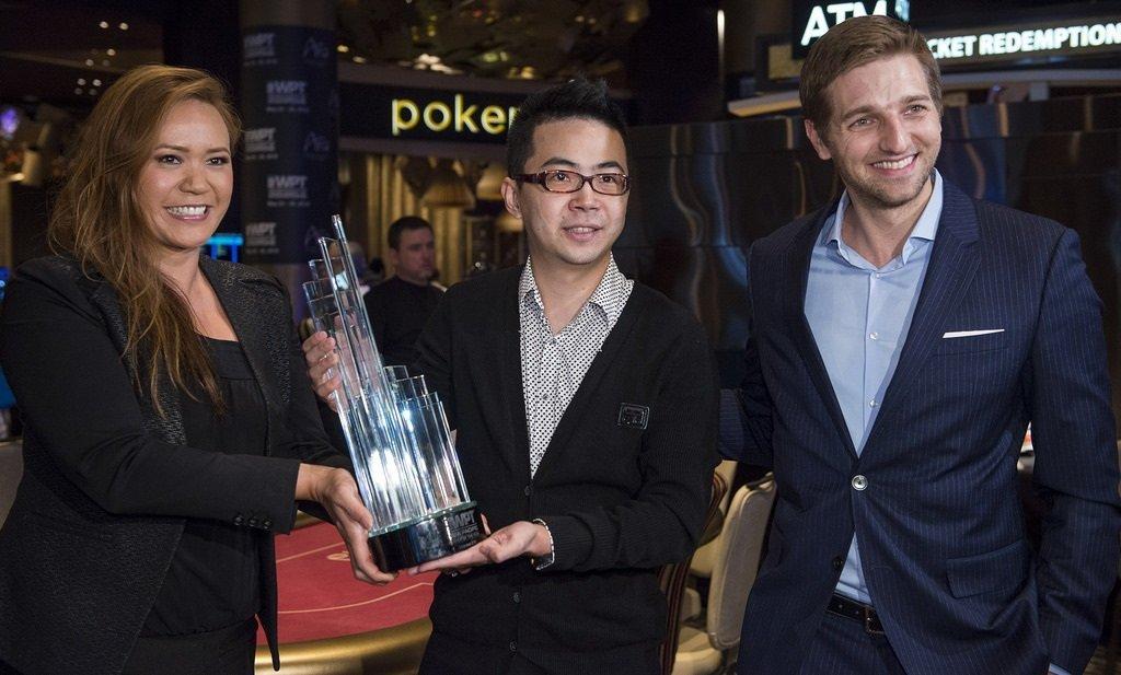 Pete Yen Han Chen Poker 2