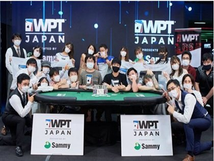 2020 WPT Japan awards Charlie Ryuta Main Event title and $13,000 WPT Passport
