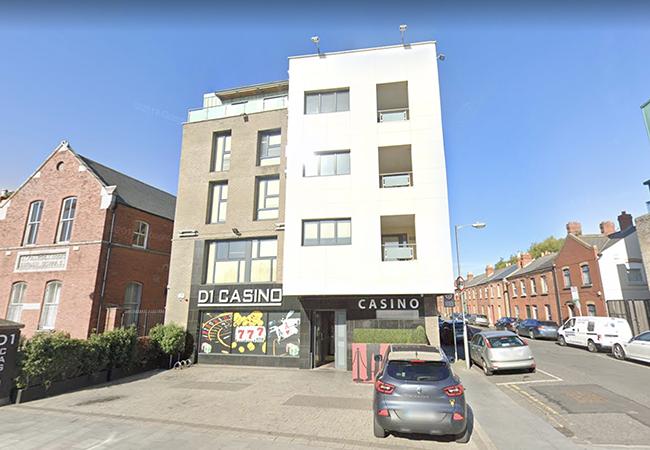 D1 Club Dublin Outside