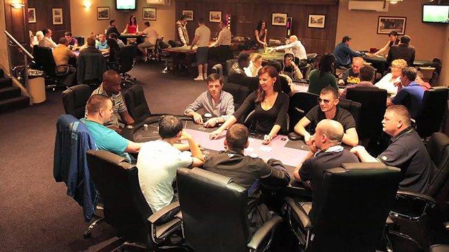 D1 Club Dublin Poker Room