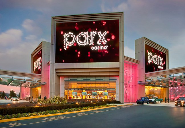Parx Casino Outside