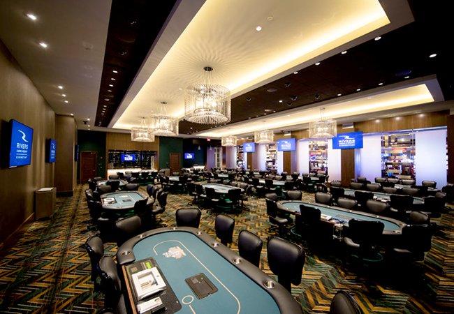 Real cash poker game