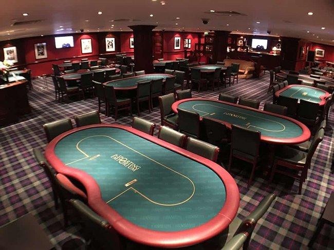 Sporting Emporium Dublin Poker Room