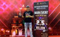 Vietnam National Poker League Main Event Champion 1 240x150