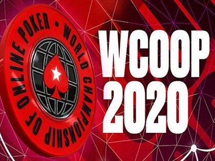 PokerStars WCOOP 2020 Schedule
