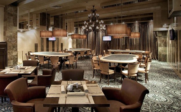 CashVille Casino Poker Room