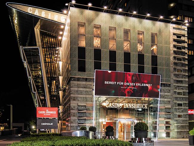 Casino Innsbruck Outside