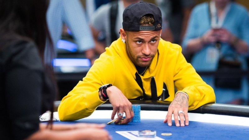 "People News: Neymar on, Kruse off; Esfandiari robbed; Mike McDonald wins free throw bet; Dang brothers story; New York Times ""fleeing"" poker players"