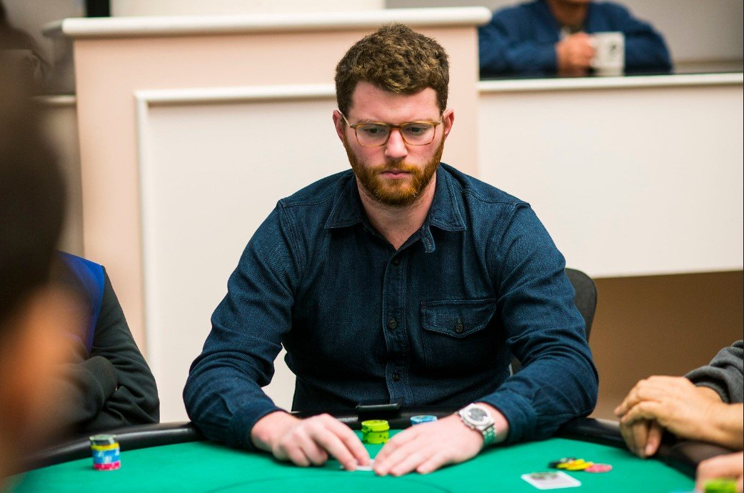Nick Petrangelo - Photo WPT