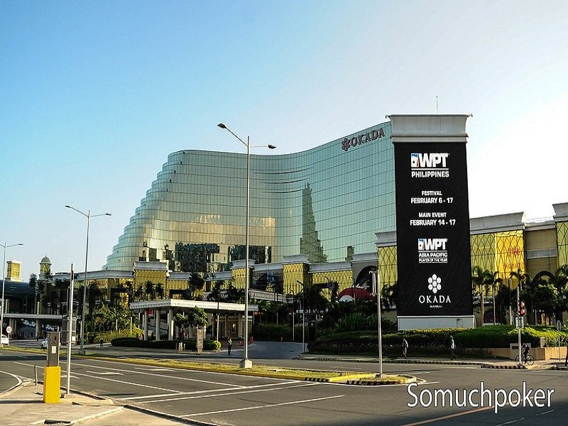 Metro Manila's Entertainment City casinos resume operations at 30% capacity