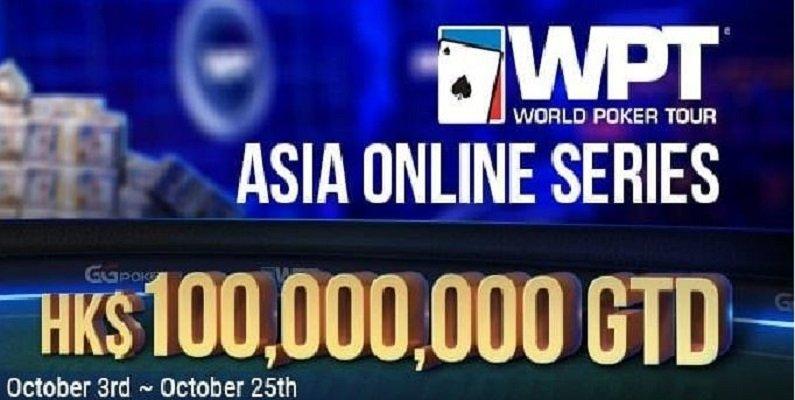 WPT Asia Online Series 2020 Schedule