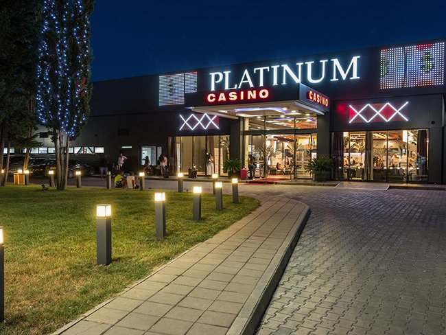 Casino Platinum Sunny Beach Outside
